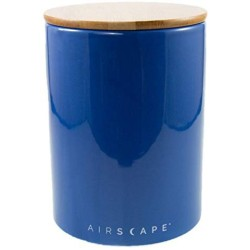 Airscape Ceramic Coffee and Food Storage Canister, 7