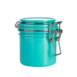 Canisters Containers storage with plastic lids for food tea cereal, tupper ware, cookie jar,bowls with lids,apothecary jars, candy jar, storage