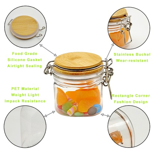 Best Gift Mini Tea Tins Coffee Tins Tea Container for Herb Candy Spices Airtight Tins 3packs