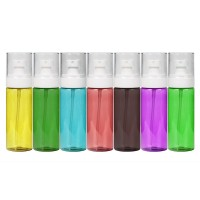 10ml/15ml/20ml/30ml/40ml/100ml Plastic Spray Pump Bottle for Skin Care Packaging Sample Packaging