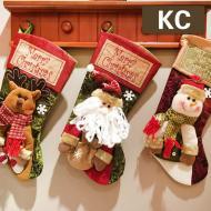 Christmas decoration gifts Santa Claus snowman socks Christmas gifts Christmas socks decoration Christmas socks gift bags